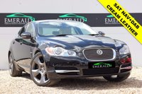 USED 2009 09 JAGUAR XF 3.0 V6 S PORTFOLIO 4d AUTO 275 BHP **£0 DEPOSIT FINANCE AVAILABLE**RESERVE WITH A £99 FULL REFUNDABLE DEPOSIT** BOWERS & WILKINS SOUND, FULL CREAM LEATHER, HEATED FRONT SEATS, SAT NAV, BLUETOOTH CONNECTION, DAB RADIO, REVERSE CAMERA, PARKING AID, CRUISE CONTROL, KEYLESS ENTRY, FULL HISTORY + 12 MONTHS MOT