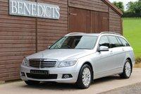 2009 MERCEDES-BENZ C CLASS 2.1 C200 CDI ELEGANCE 5d AUTO 135 BHP £8990.00