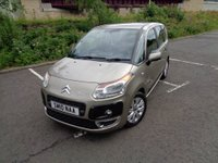 USED 2010 10 CITROEN C3 PICASSO 1.6 PICASSO VTR PLUS HDI 5d 90 BHP LOW ROAD TAX!!