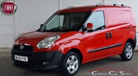 USED 2012 62 FIAT DOBLO 1.2TDi 16V SX TECHNICO MULTIJET PANEL VAN 90 BHP Finance? No deposit required and decision in minutes.