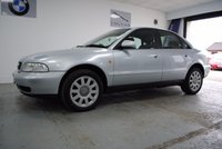 1998 AUDI A4 1.8 SE 4d 123 BHP £2195.00