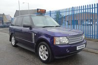 USED 2006 55 LAND ROVER RANGE ROVER 4.4 V8 VOGUE 5d AUTO 302 BHP FINANCE+MAIN DEALER SERVICE+