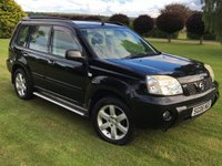 USED 2006 06 NISSAN X-TRAIL 2.2 SPORT DCI 5d 135 BHP **HIGH SPEC**LOVELY VEHICLE