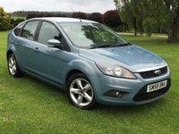 2009 FORD FOCUS 1.6 ZETEC 5d AUTO 100 BHP £4490.00