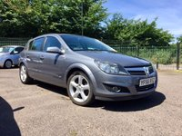 USED 2007 56 VAUXHALL ASTRA 1.9 SRI CDTI 5d PART EXCHANGE TO CLEAR