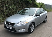 USED 2009 59 FORD MONDEO 2.0 ZETEC TDCI 5d 140 BHP, LOW MILEAGE, SERVICE HISTORY