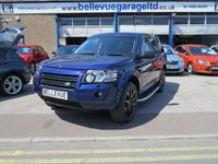 USED 2010 55 LAND ROVER FREELANDER 2.2 TD4 HSE 5d AUTO 159 BHP STUNNING LOOKING 4X4