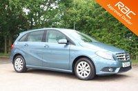 2012 MERCEDES-BENZ B CLASS 1.8 B180 CDI BLUEEFFICIENCY SE 5d AUTO 109 BHP £10990.00