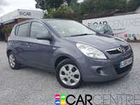 USED 2010 60 HYUNDAI I20 1.4 COMFORT 5d AUTO 99 BHP 2 PREVIOUS OWNERS