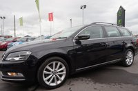 USED 2014 14 VOLKSWAGEN PASSAT 2.0 EXECUTIVE TDI BLUEMOTION TECHNOLOGY 5d 139 BHP