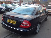 USED 2006 06 MERCEDES-BENZ E CLASS 3.0 E320 CDI AVANTGARDE 4d AUTO 222 BHP Top of the range, diesel, automatic, superb.
