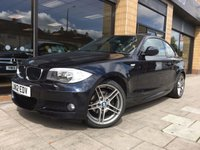 USED 2012 12 BMW 1 SERIES 2.0 120I SPORT PLUS EDITION 2d AUTO 168 BHP