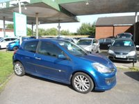 USED 2007 57 RENAULT CLIO 1.1 DYNAMIQUE SX 16V TURBO 3d 100 BHP