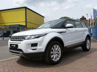 USED 2014 14 LAND ROVER RANGE ROVER EVOQUE 2.2 ED4 PURE TECH 5d 150 BHP PANORAMIC ROOF ~ SAT NAV ~ 1 OWNER ~ FULL LAND ROVER HISTORY ~ DAB ~ TECH PACK