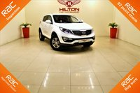USED 2011 61 KIA SPORTAGE 1.6 1 5d 133 BHP RAC 68 POINT INSPECTED + BEST COMBO