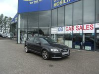 USED 2009 AUDI A3 2.0 TDI SPORT 5d 138 BHP £0 DEPOSIT, LOW RATE FINANCE ANYONE, DRIVE AWAY TODAY!!