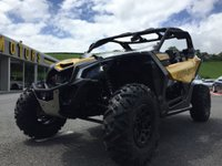 USED 2017 17 CAN-AM MAVERICK X3 XDS TURBO ROAD LEGAL List £28,400 road legal SxS buggy with 0-60 in 4.9 seconds