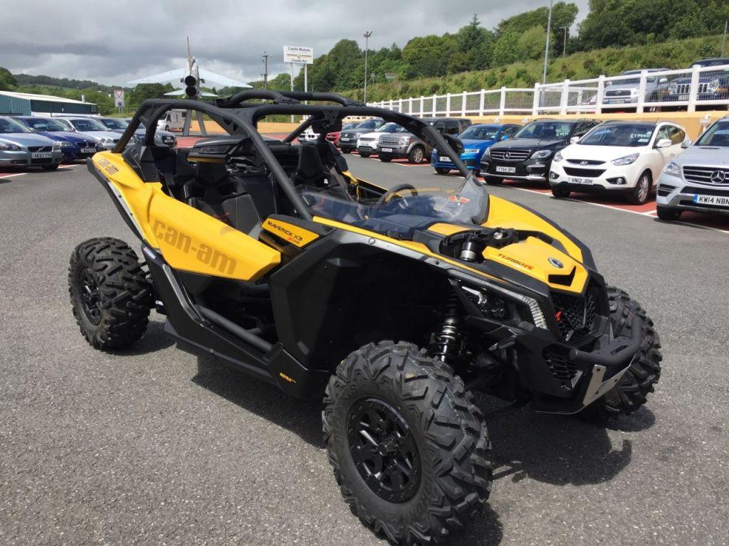 Used Can Am Cars In Liskeard From Castle Motors