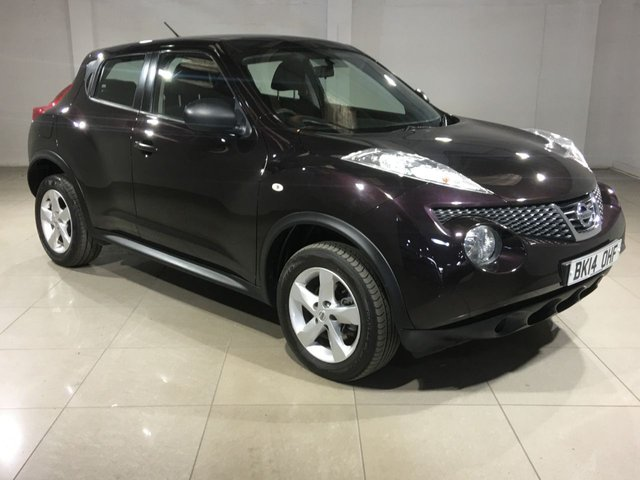View our 2014 14 NISSAN JUKE 1.5 VISIA DCI 5d 110 BHP