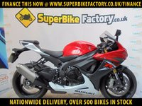USED 2015 65 SUZUKI GSXR750 L5  GOOD & BAD CREDIT ACCEPTED, OVER 500+ BIKES