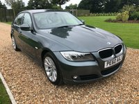 2010 BMW 3 SERIES 2.0 320D SE BUSINESS EDITION 4d 181 BHP £10000.00