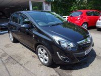 USED 2014 14 VAUXHALL CORSA 1.4 SXI AC 5d 98 BHP Full Service History + Just Serviced by ourselves, MOT until June 2018 (no advisories), One Previous Owner