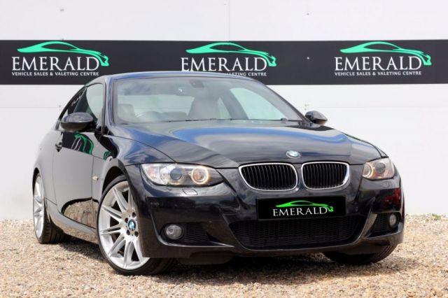 2009 59 BMW 3 SERIES 2.0 320D M SPORT HIGHLINE 2d 175 BHP