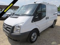 USED 2009 09 FORD TRANSIT 2.2 TDCi T300 SWB LOW ROOF EX BT ONLY 55846 MILES