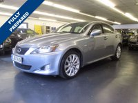 USED 2007 07 LEXUS IS 2.5 250 SE-L 4d AUTO 204 BHP HUGE SPEC LEXUS WITH ALL THE TOYS