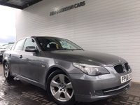 USED 2008 58 BMW 5 SERIES 2.0 520D SE 4d 175 BHP