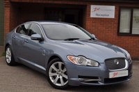 USED 2009 09 JAGUAR XF 3.0 V6 LUXURY 4d AUTO 240 BHP DIESEL LOW MILEAGE FULL HISTORY