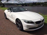 2010 BMW Z4 2.5 Z4 SDRIVE23I ROADSTER 2d 201 BHP £SOLD