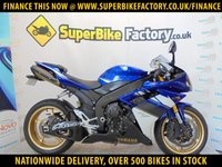 USED 2008 08 YAMAHA R1  GOOD & BAD CREDIT ACCEPTED, OVER 500+ BIKES