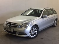 USED 2012 62 MERCEDES-BENZ C CLASS 2.1 C200 CDI BLUEEFFICIENCY EXECUTIVE SE 5d 135 BHP SAT NAV LEATHER  NOW SOLD.