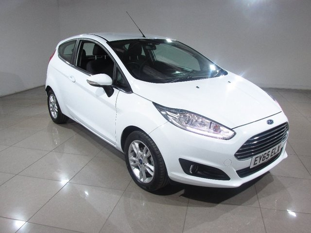 View our 2015 65 FORD FIESTA 1.5 TDCi Zetec 3dr