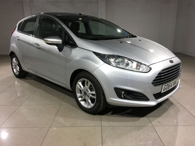 View our 2015 64 FORD FIESTA 1.5 TDCi Zetec 5dr
