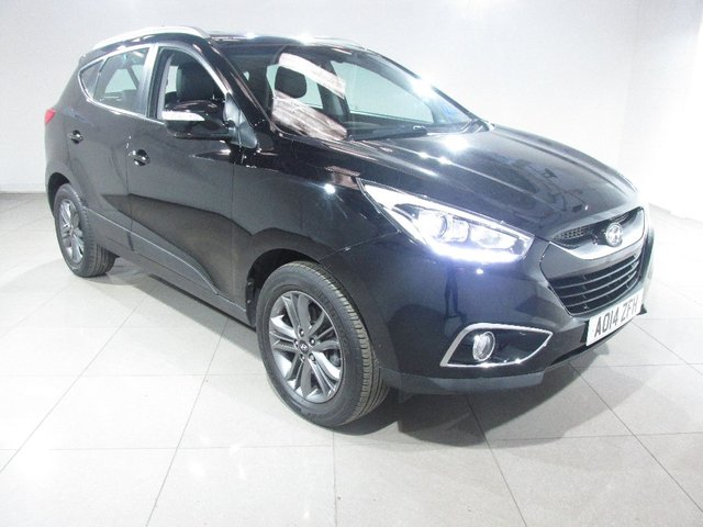 View our 2014 14 HYUNDAI IX35 1.7 CRDi SE SUV 5dr