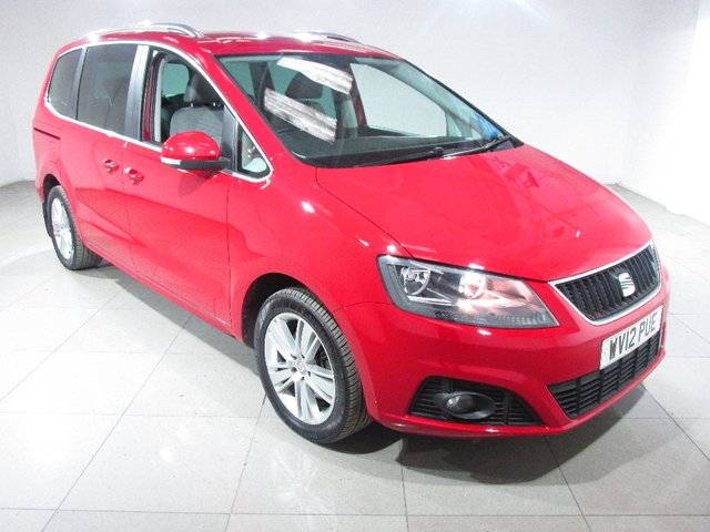 View our 2012 12 SEAT ALHAMBRA 2.0 TDI CR SE DSG 5dr