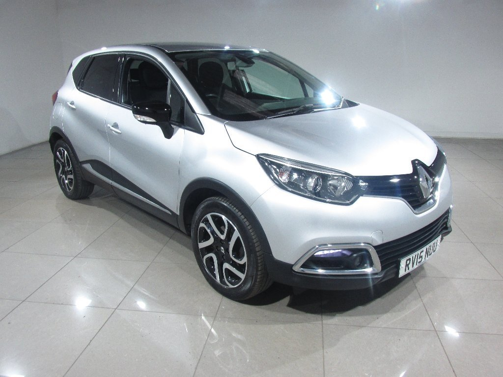 USED 2015 15 RENAULT CAPTUR 1.5 dCi ENERGY Dynamique S 5dr (start/stop, MediaNav) Nav / One Owner From New