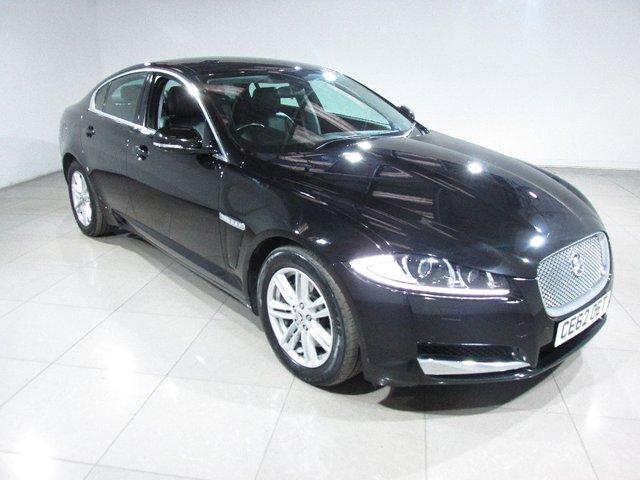 View our 2012 62 JAGUAR XF 2.2 TD Luxury 4dr