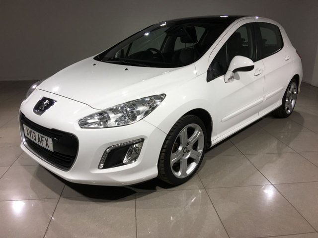 PEUGEOT 308 at Click Motors