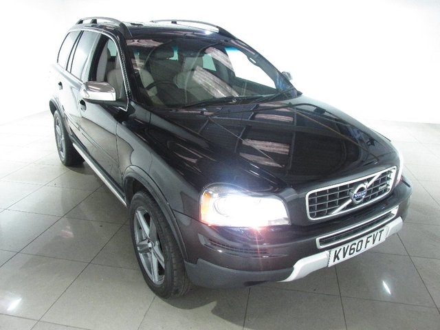 View our 2010 60 VOLVO XC90 2.4 D5 R-Design SE Geartronic AWD 5dr