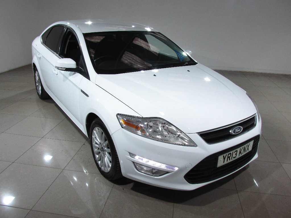 USED 2013 13 FORD MONDEO 2.0 TDCi Zetec Business 5dr SAT NAV / BLUETOOTH