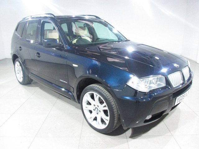 View our 2009 09 BMW X3 2.0 20d Sport xDrive 5dr