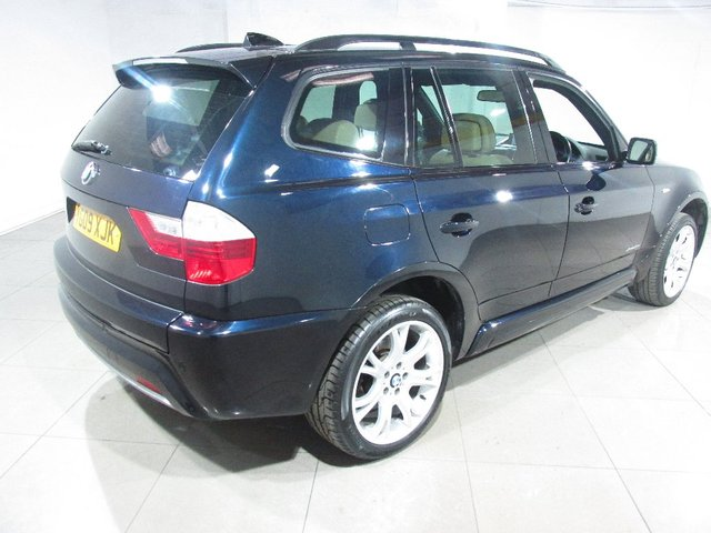 BMW X3 at Click Motors