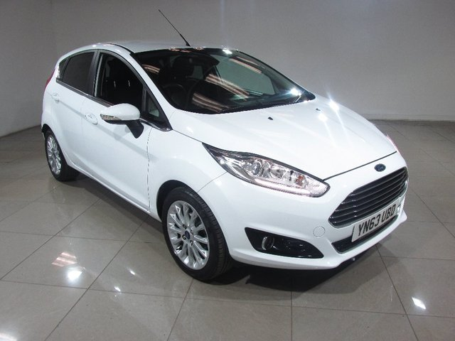 View our 2013 63 FORD FIESTA 1.0 EcoBoost Titanium X 5dr (start/stop)