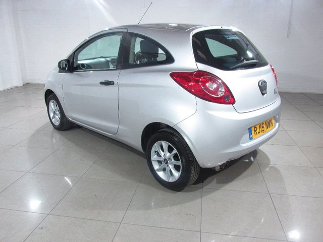 FORD KA at Click Motors