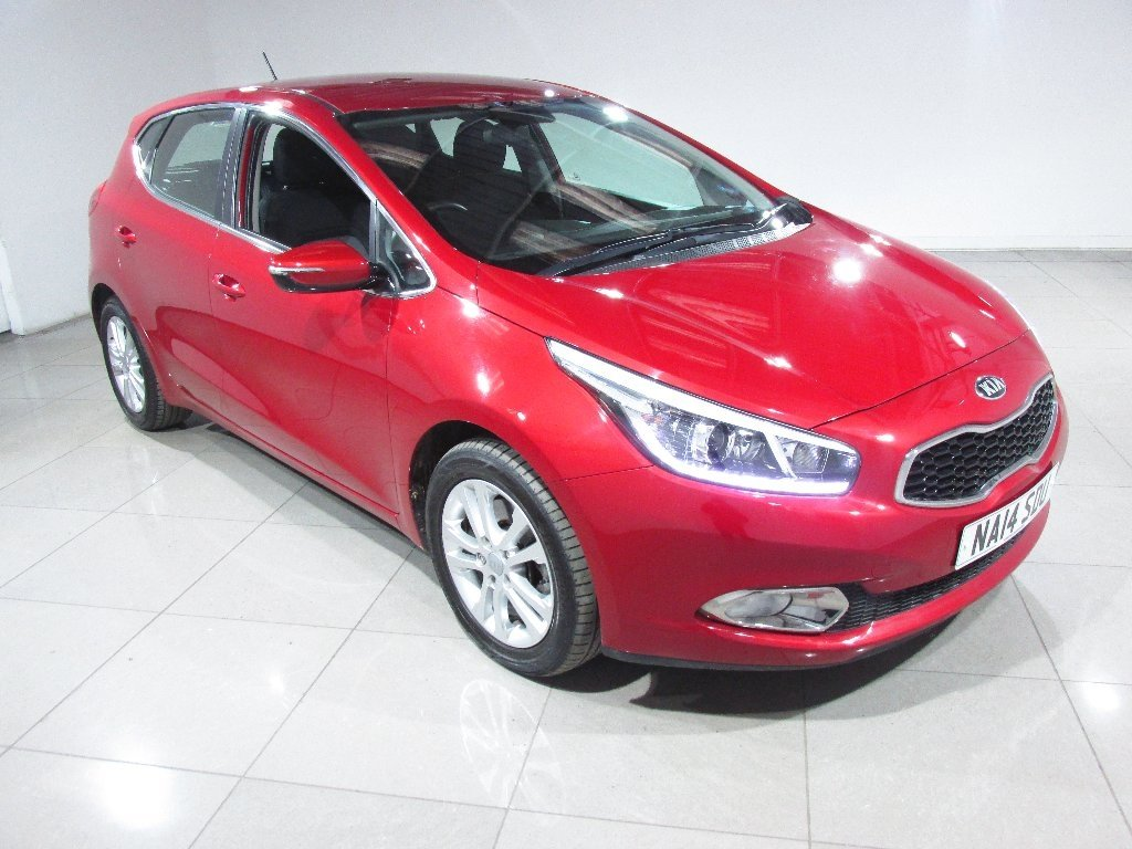 USED 2014 14 KIA CEED 1.6 CRDi 2 5dr 1 OWNER FROM NEW / LOW MILEAGE