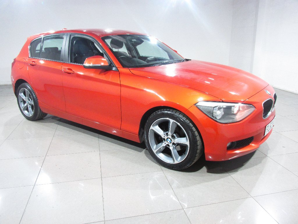 USED 2012 62 BMW 1 SERIES 2.0 116d SE 5dr 1 Owner / Upgraded 17' Wheels