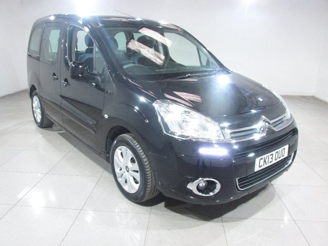 View our 2013 13 CITROEN BERLINGO MULTISPACE 1.6 HDi Plus Special Edition 5dr